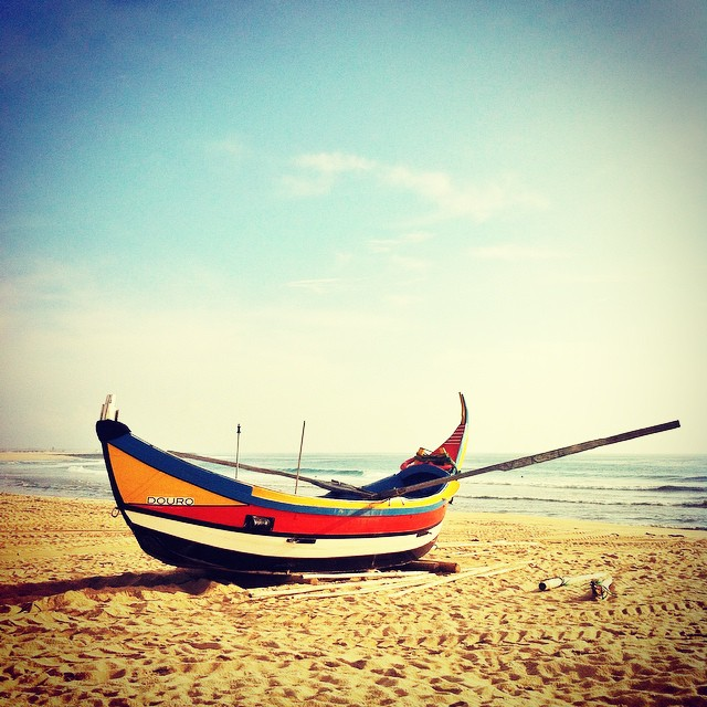 Espinho is originally a small fishing village. Now it also…